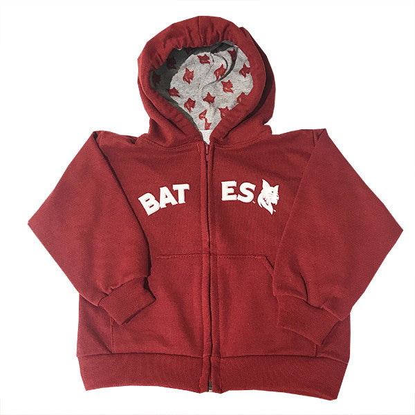 Full Zip with Hoodie For Toddler