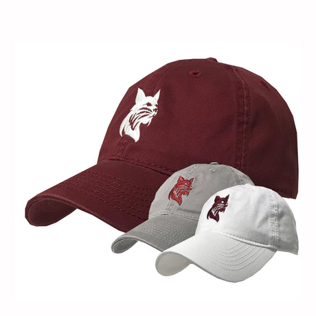 Bobcat Logo Cap (3 Color Options)