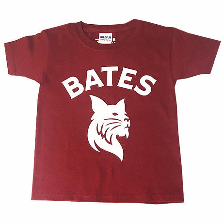Youth Bates Bobcat Tee (Youth L or XL only)