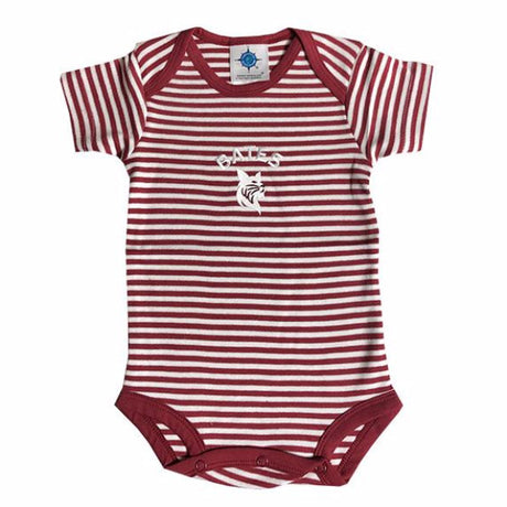 Striped Onesie Bodysuit
