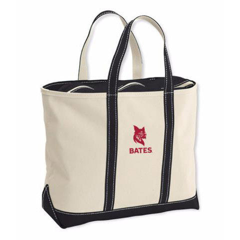 LL Bean Large Zip-Up Tote Bag - Bags