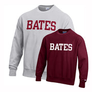 Champion Crewneck Sweatshirt with BATES imprint (2 Color Options)