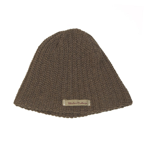 Knit Beanie From EcoKotton -