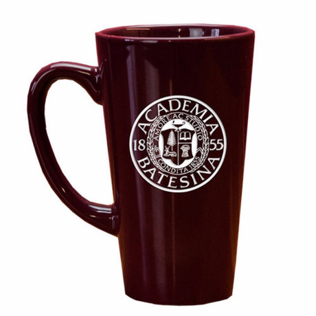 Latte Mug with Etched Seal