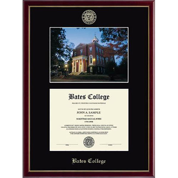 Campus Scene Diploma Frame - Commencement, Frames