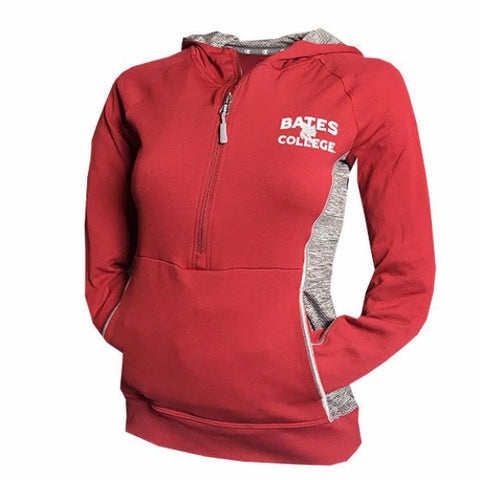 Lightweight 1/2 Zip Unlimited Deep Pullover Hoodie - New Item, Women's 1/2 Zip