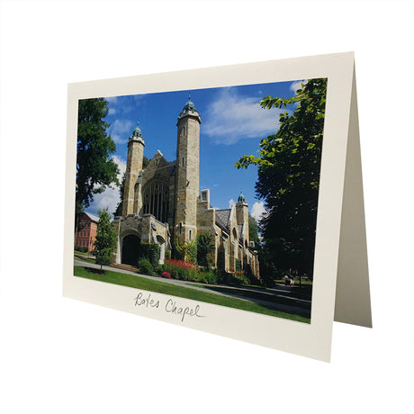 The Chapel Photo Greeting Card