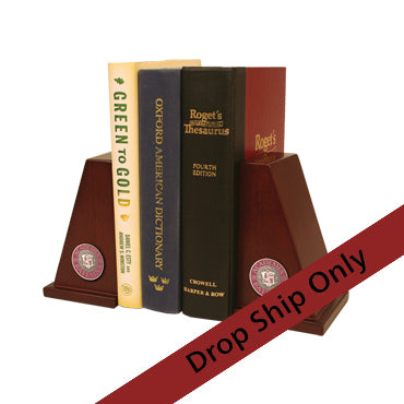 Masterpiece Medallion Bookends