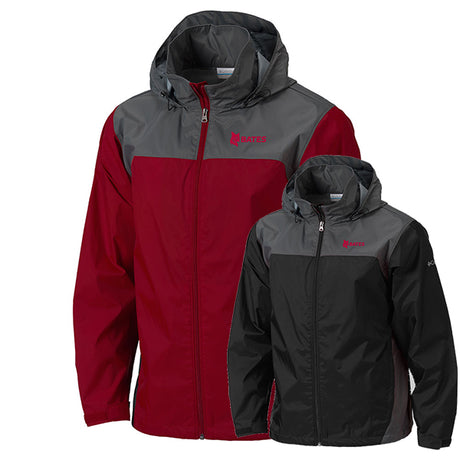 Men's Columbia Rain Jacket (2 Color Options)