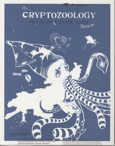 Cryptozoology: Out of Time Place Scale - Books, Museum Publications