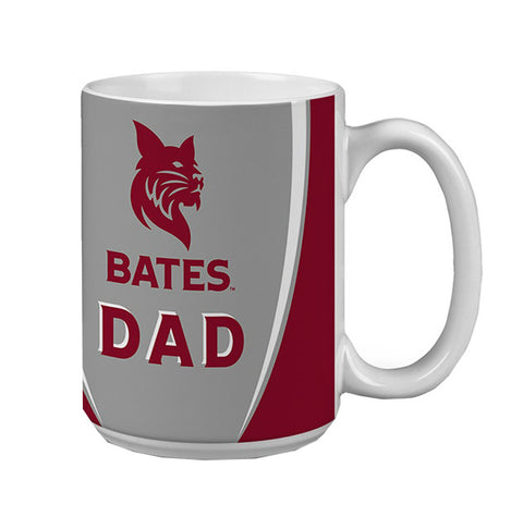 Bates Dad Ceramic Mug - Mugs