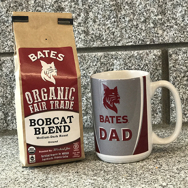 Dad Mug and Coffee Bundle