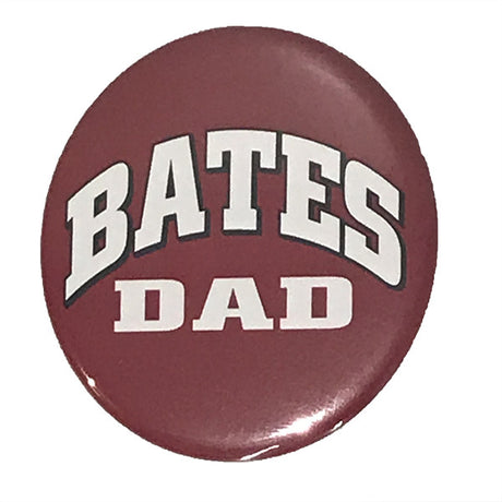 Bates Dad Pin