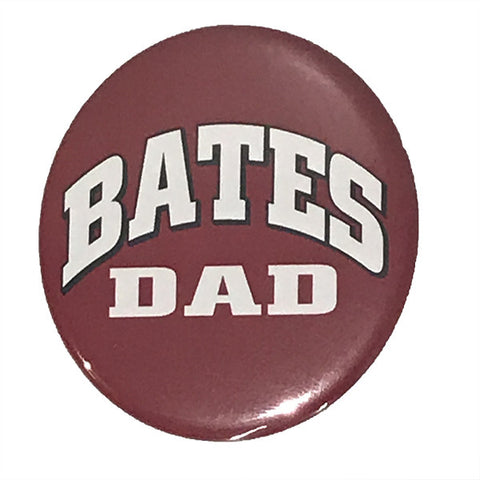 Bates Dad Pin - Bobcat Spirit, Gifts, Men's, Under $15