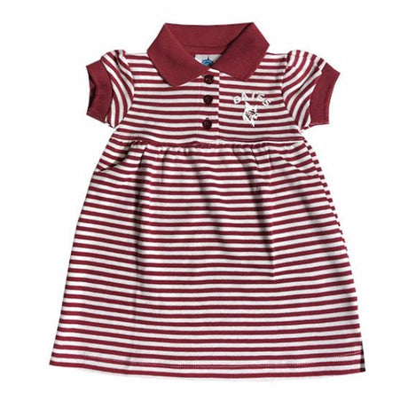 Striped Bloomer Dress