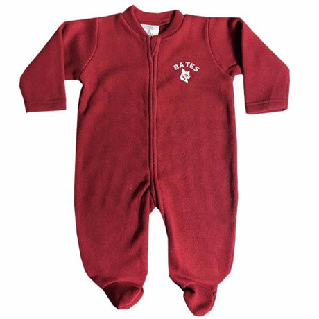 Fleece Footed Romper