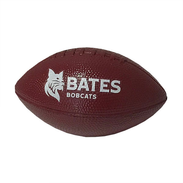 Bates Bobcat Foam Mini Football