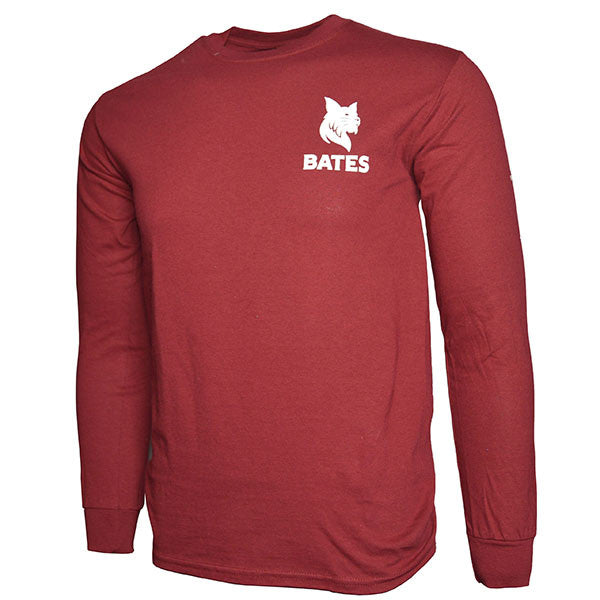 Long Sleeve Garnet Bates Shirt - Long Sleeve T-Shirt