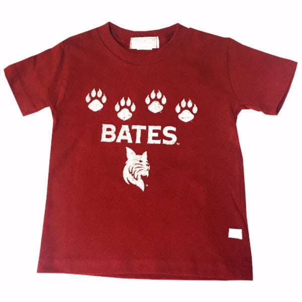 Toddler Bobcat And Paws T-Shirt - Infant & Toddler Clothing, Kids & Babies