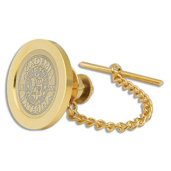 Gold Plated Tie Tack/Lapel Pin