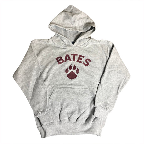 Youth Gray Bates Sweatshirt