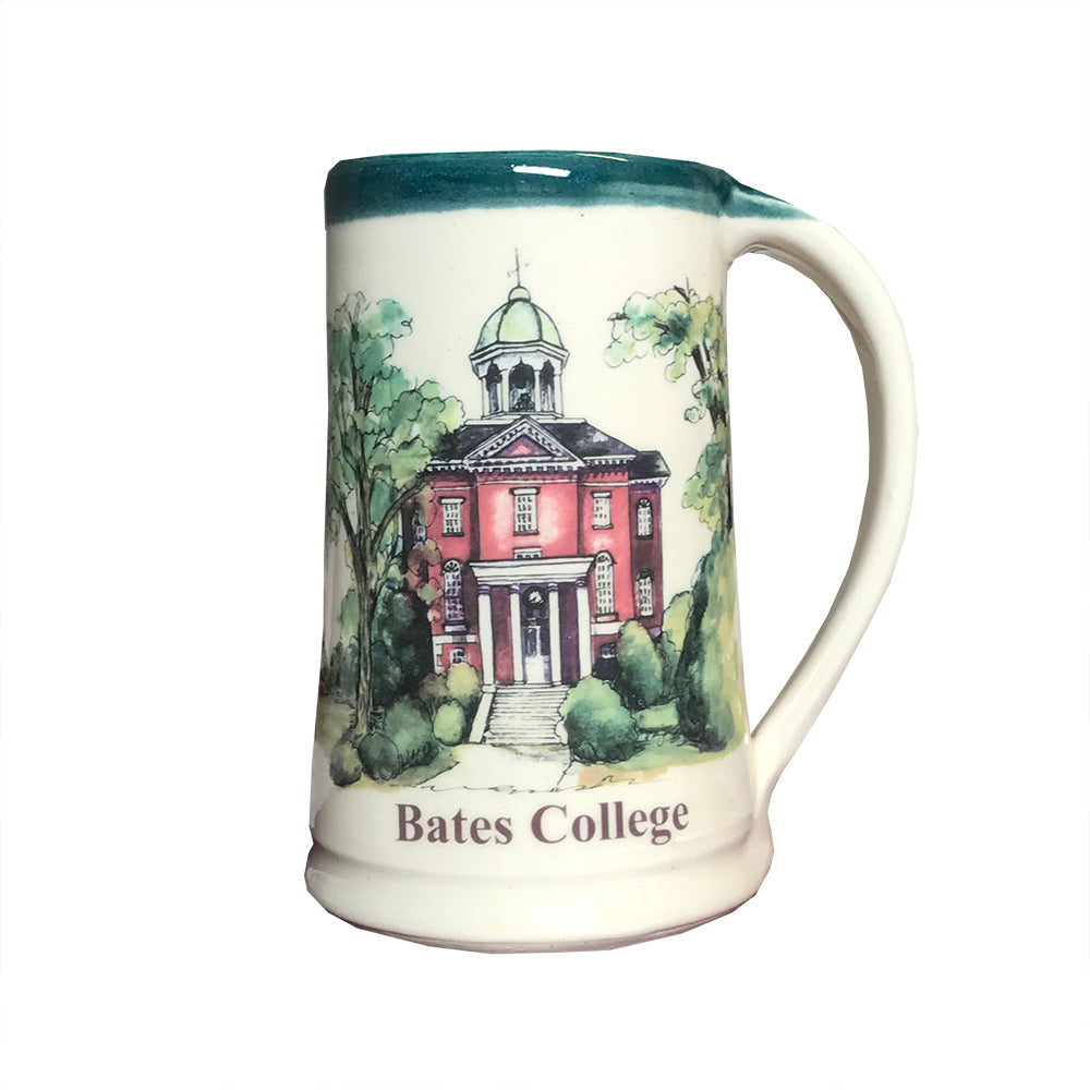 Hathorn Hall Stein by Great Bay Pottery