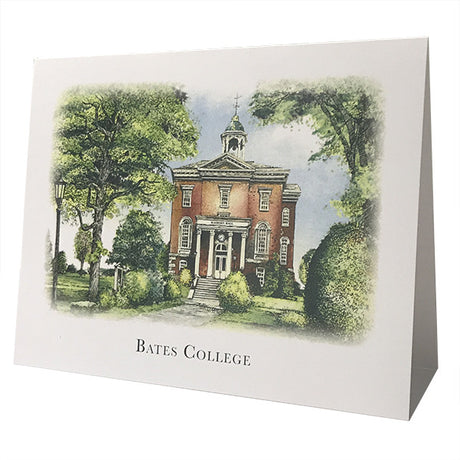 Single Hathorn Hall Greeting Card