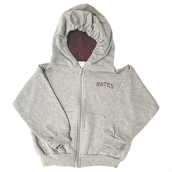 Infant/Toddler Hooded Sweatshirt With BATES - Infant & Toddler Clothing, Kids & Babies