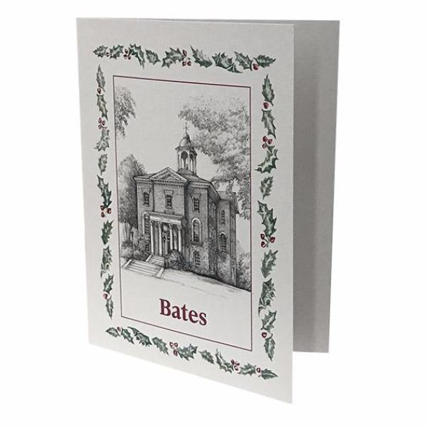 Hathorn Hall Holiday Greeting Card