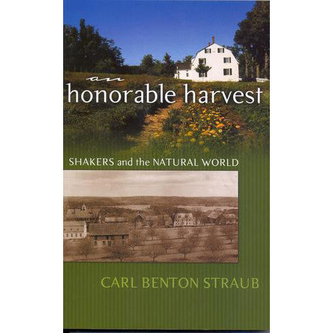 An Honorable Harvest - Books