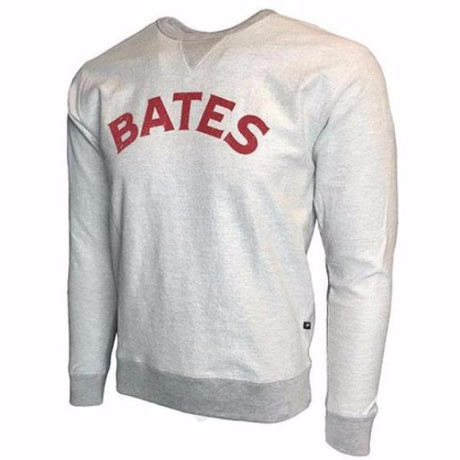"Bates ""Inside Out"" Crewneck"