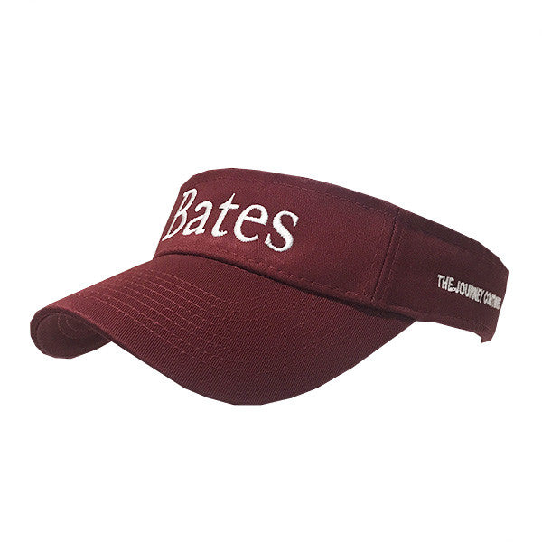 "Bates ""The Journey Continues"" Visor"