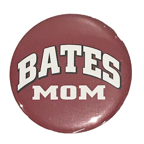 Bates Mom Pin - Bobcat Spirit, Gifts, Under $15, Women's