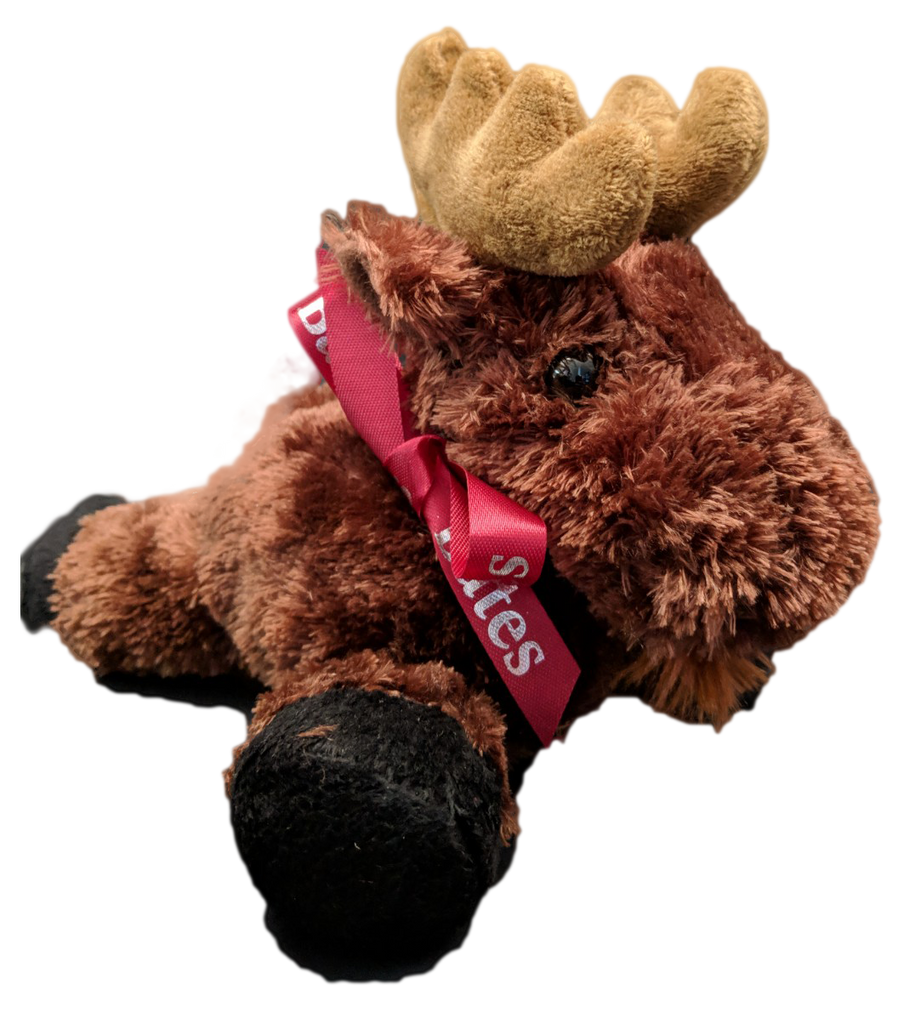 Plush Mighty Moose