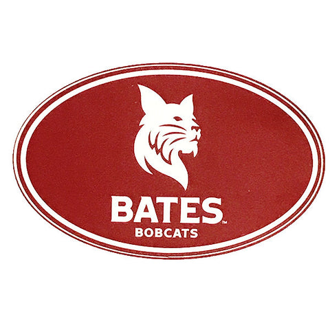 Bates Bobcats Movable Decal - Decals