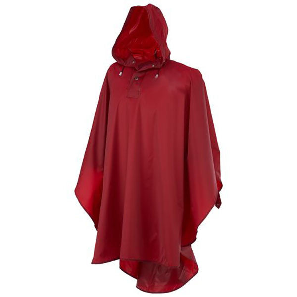 Heavy Weight Adult Rain Poncho Bates College Store
