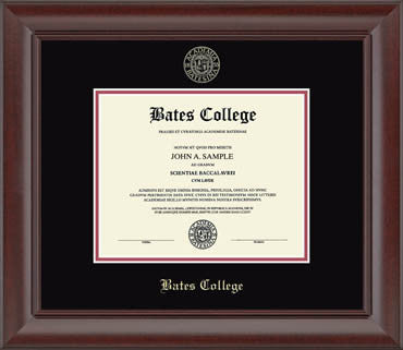 Rainier Recycled Diploma Frame - Commencement, Frames