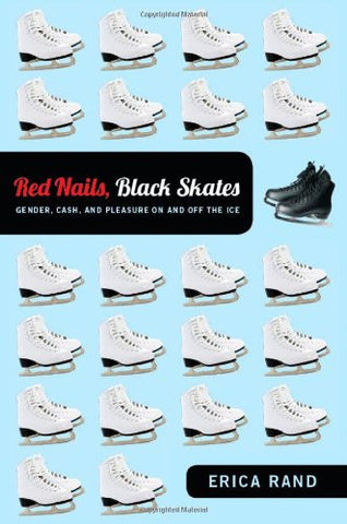 Red Nails, Black Skates - Books
