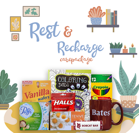 """Rest & Recharge"" Care Package"