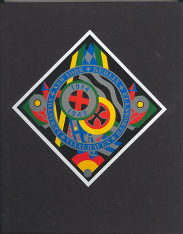 Robert Indiana: The Hartley Elegies - Books, Museum Publications