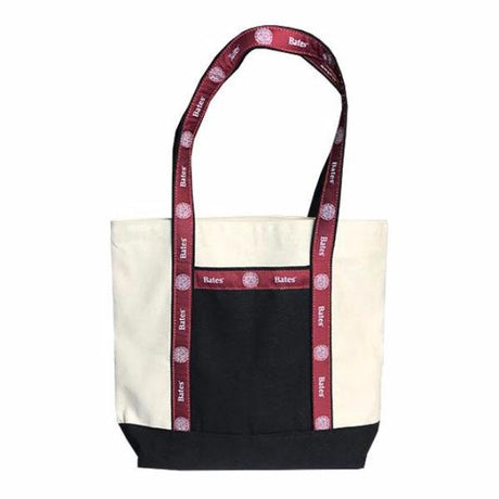 Bates with Seal Ribbon Medium Tote Bag