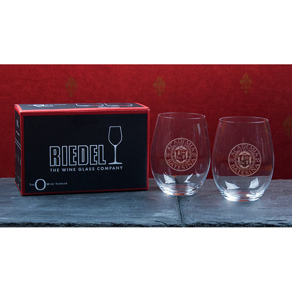 Set of Two Riedel Stemless Glassware