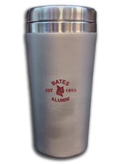 Bates Alumni Stainless Steel Tumbler (Two Color Options)