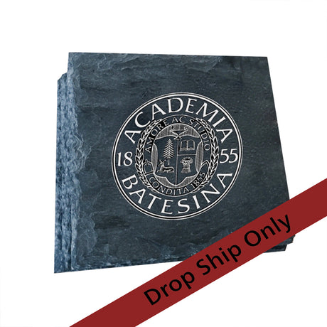 Vermont Slate Coasters - Set of 4