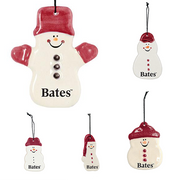 Snowman Ornament (8 Different Options)