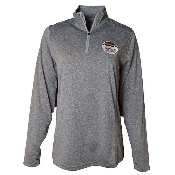 Women's 1/4 Zip with Bates Skyline by Uscape - Clearance, Limited Sizes, Women's, Women's 1/4 Zip, Women's Outerwear