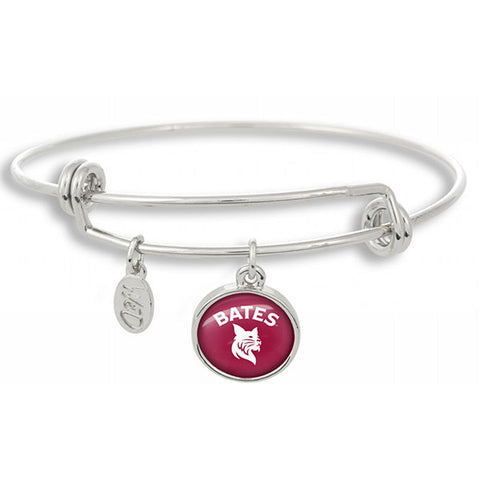 Adjustable Bracelet with Bobcat - Bobcat Spirit, Commencement, Jewelry