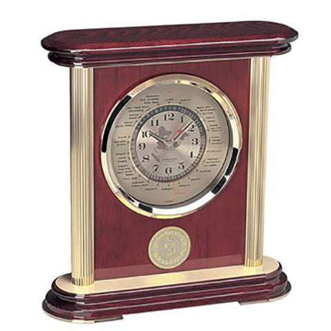 Bates World-time Clock - Commencement, Gifts