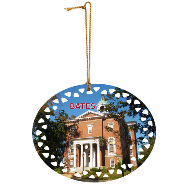 Hathorn Hall Porcelain Ornament