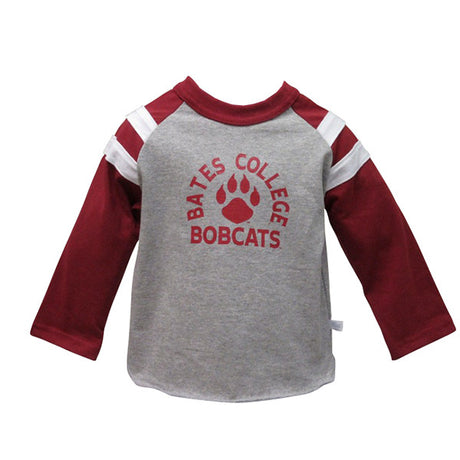 Rugby 3/4 Sleeve Tee for Toddler